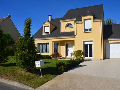 Photo for LUXURY VILLA 140 M2 5 MIN TO DISNEYLAND PARIS