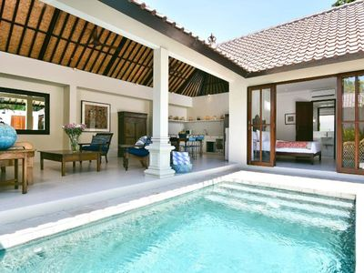 Photo for 2 BR Villa 5 mins to Seminyak Center>
