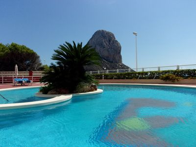 Photo for 2BR Apartment Vacation Rental in Calp, Comunitat Valenciana