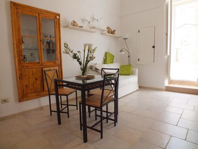 Photo for House with character in Polignano's  Old Village, La Casa di Liska, 2/7 occupants, private terraces with sea view