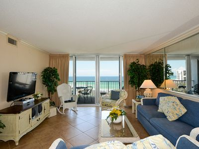 Photo for SPRING SPECIAL!!  Shoreline Towers 3114 - Gulf view with relaxed atmosphere