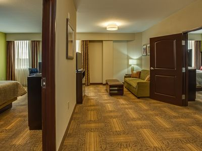 Photo for Suite Near ATL | Free Breakfast, Shared BBQ Area, 24h Business Center!