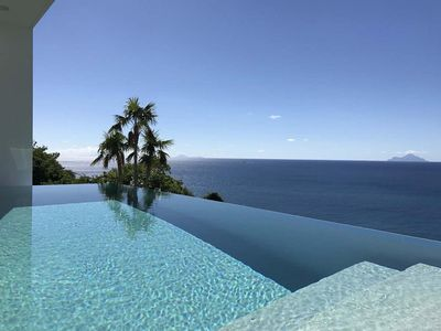 Relax and unwind: your morning view from the pool
