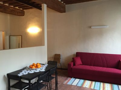 Photo for Apartment 471 m from the center of Lucca with Air conditioning, Washing machine (640580)