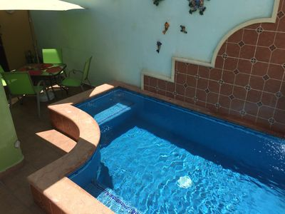 Photo for House with pool, close to beach