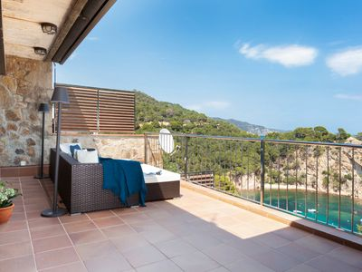 Photo for SEA VIEWS APARTMENT in GIVEROLA