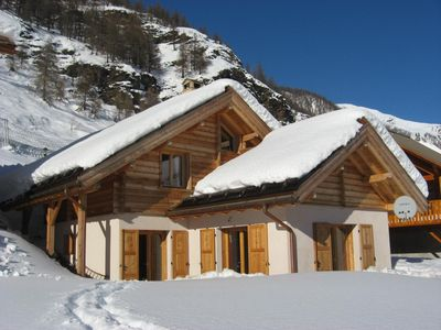 Photo for Luxury Chalet in Abriès Queyras, 4 stars