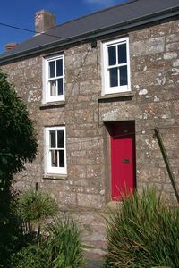 Photo for Coastal Tin Miner's Cottage with sea views between St. Just & St Ives