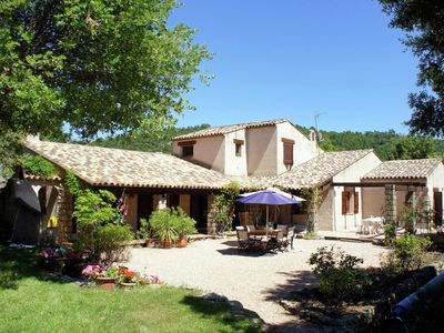 Photo for Charming house located in one of the most beautiful villages of Haut-Var