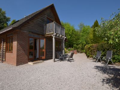 Photo for 3 bedroom Log Cabin in Clifton-on-Teme - CC030