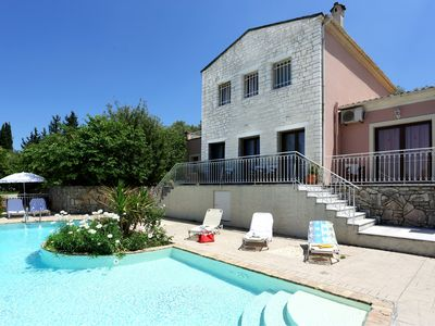 Photo for Villa Galini - 4 bedrooms with private pool & Wi-Fi !!!