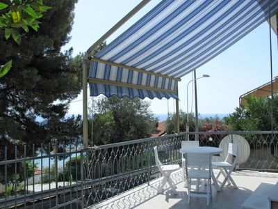Photo for Vacation home Villa Alfreda (SLR101) in San Lorenzo al Mare - 7 persons, 3 bedrooms