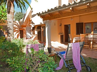 Photo for Conch cute apartment in Cala San Vincente!