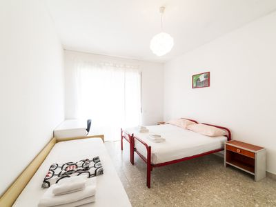 Photo for BIG APARTMENT NEAR TRASTEVERE, OSTIENSE.
