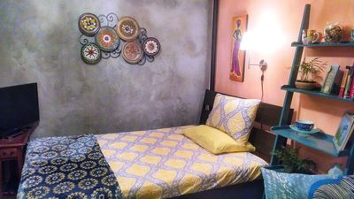 Photo for Private studio in Jackson Heights w/free parking