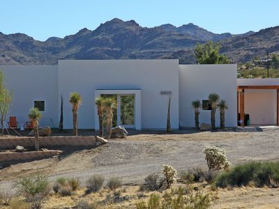 Photo for Secluded Modernist Oasis Near Park Entrance