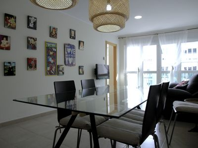 Photo for Prat Condal***, 4/6 (4t 4a) - Apartment for 6 people in Santa Coloma