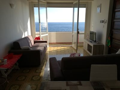 Photo for Sea front, furnished