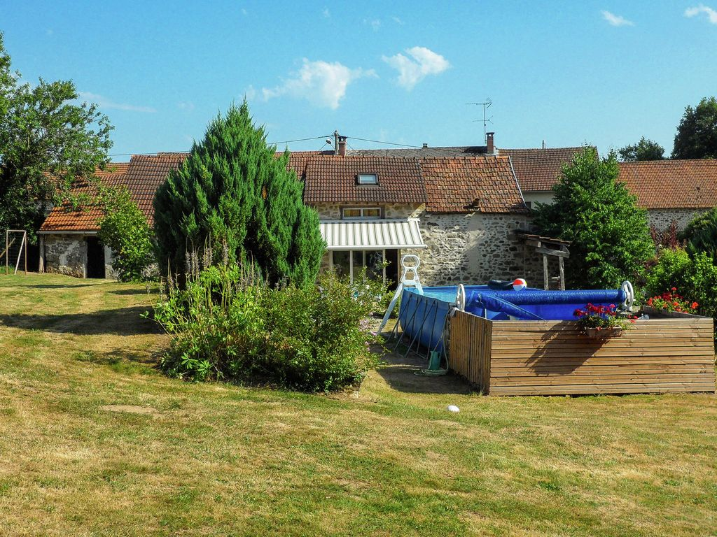 Cosy Holiday Home With Private Swimming Pool In The Centre Of France Benevent L 39 Abbaye