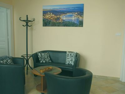 Photo for The Apartman is in the city center, near the Elisabet bridge, of which