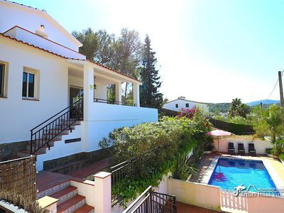Photo for Casa Familia is a beautiful family holiday home with large private swimming pool