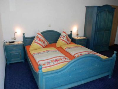 Photo for Double Room (5-8) - Selliner Pension am Waldrand