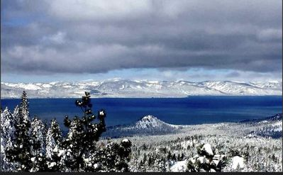 Photo for Perfect Lake Tahoe View at Heavenly