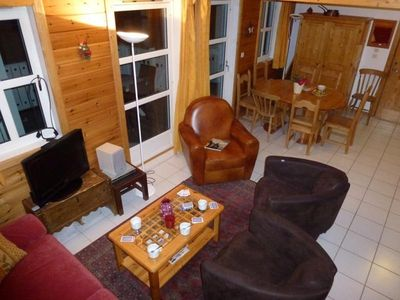 Photo for Villa Flaine, 3 bedrooms, 8 persons