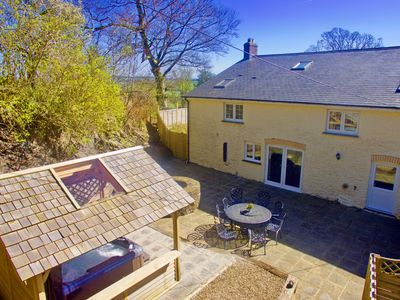 Photo for Ffermdy'r Groes - Four Bedroom House, Sleeps 8
