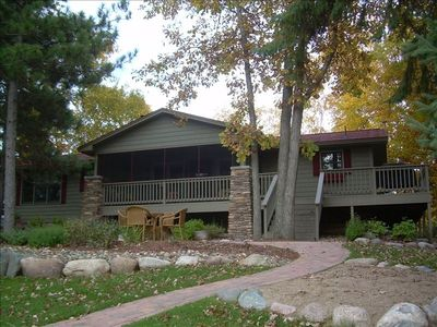 Photo for Cozy Lake House on the Whitefish Chain in Crosslake, MN