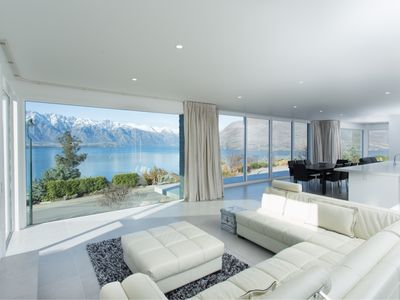 Photo for Brand New Executive Holiday Home in Queenstown