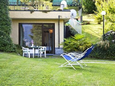 Photo for Spacious 1-room apartment with about 1. 300 m² large well-kept garden plot