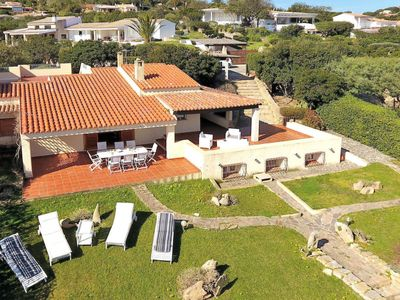 Photo for Vacation home Villa Mare Blu (PAU234) in Palau - 8 persons, 4 bedrooms