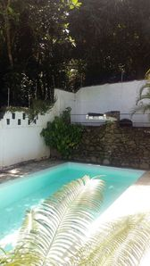 Photo for Beautiful house with pool on the beach of Juquehy 100mts from the sand