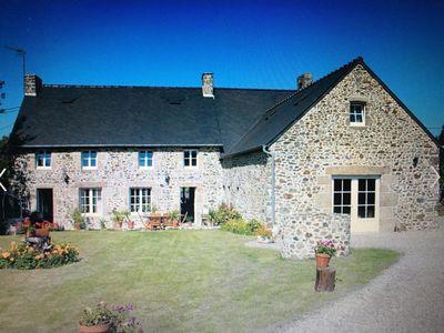 Photo for Bed and Breakfast Normande LES ROSES