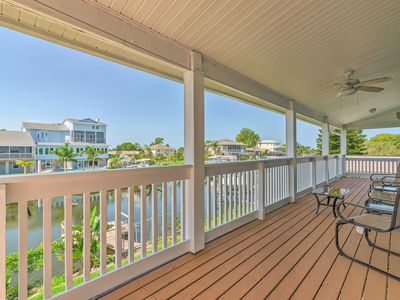 Photo for NEW! Waterfront Hudson Home w/ Deck & Water Access