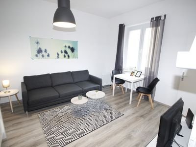 Photo for 1 room apartment furnished incl. Wi-Fi & TV in Dusseldorf