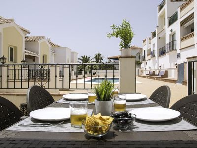 Photo for Apartamentos Chimenea - Nerja, Burriana