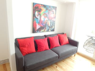 Photo for BairroSweethome 3B - Fully equipped apartment in the heart of Lisbon.