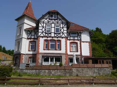 Photo for Cozy half-timbered house with room for everyone