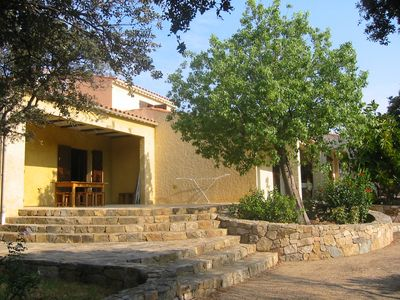 Photo for House on 2000 m², tranquil location, 900 metres to beach