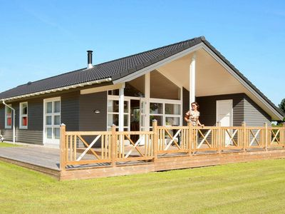 Photo for Luxurious Holiday Home in Rødvig Stevns with Sauna