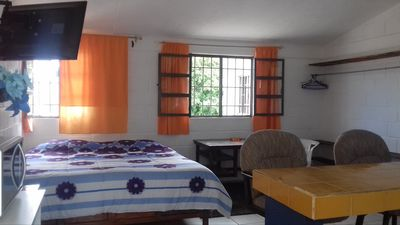 Photo for La Paz Apartment, comfortable cozy near many restaurants and places to see.