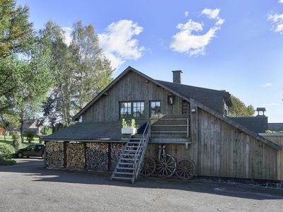 Photo for Cozy, authentic cottage with fireplace, in the Hautes Fagnes