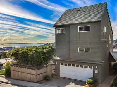 Photo for Amazing Marine Views! Luxury Queen Anne Home!