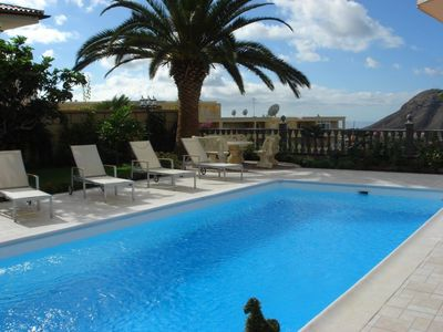Photo for Apartment in the center of Chayofa with Parking, Internet, Washing machine, Pool (642320)