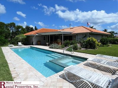 Photo for 720 Kendall; Beautiful home near tigertail beach with a large heated pool and jacuzzi