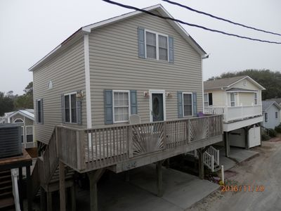 Photo for GREAT LOCATION., GOLF CART , WIFI, LARGE ROOMS..OCEAN VIEW ...ALL YOU NEED