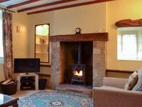 Great cottage: clean and comfortable within easy walking distance of pubs (there is a shortcut along