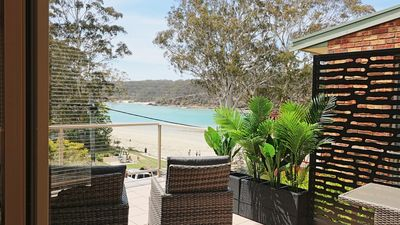 Photo for Gillmith - House at the Pambula River Mouth sleeping 10 people - 3+ nights